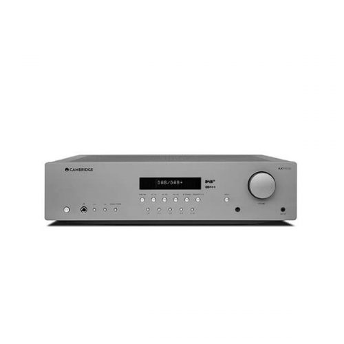 Cambridge Audio AXR100D Luna Grey Stereo Receiver Versterker Tuner DAB+ FM Bluetooth Sound Gallery