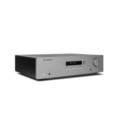 Cambridge Audio AXR100D Luna Grey Stereo Receiver Versterker Tuner DAB+ FM Bluetooth Sound Gallery
