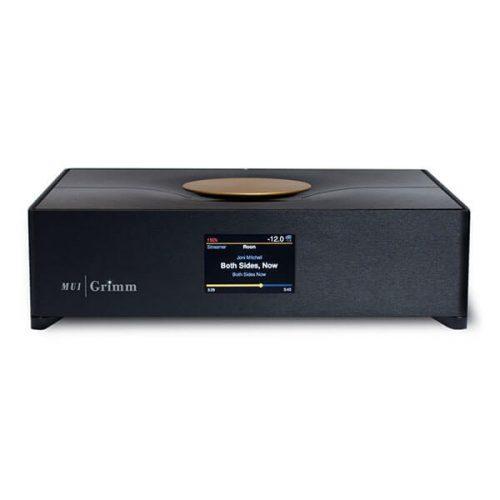 Grimm Audio MU1 Netwerkspeler Muziekstreamer Netwerkstreamer Streamer Roon Core NUC Sound Gallery