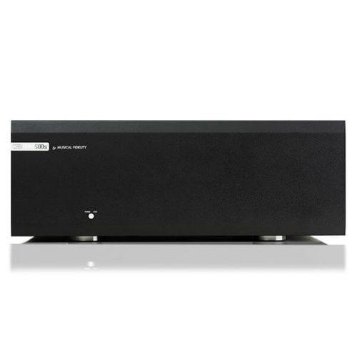 Musical Fidelity M8s-500s Stereo Eindversterker Eindtrap Sound Gallery