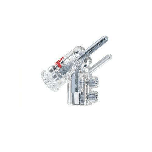 WBT 0610 AG Banaanstekker