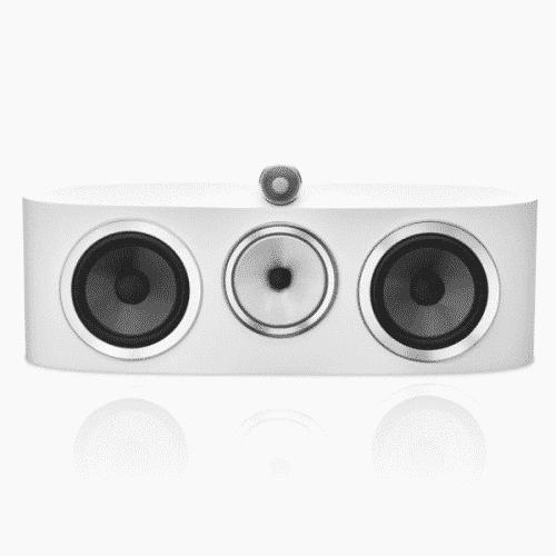 center speaker 1 silver